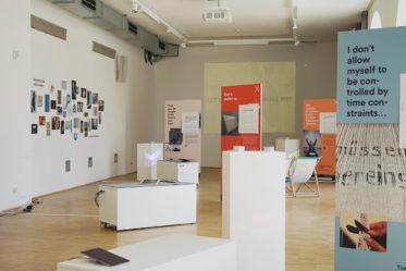 Tina Franl Splace4 Ausstellungsansicht
